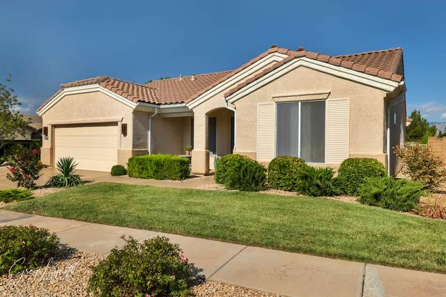 4636 S Tranquility Bay Dr, St George, UT 84790 (MLS #21-224766) :: The Real Estate Collective
