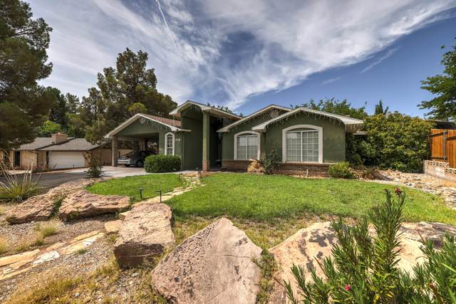 1655 Red Mountain Dr, Santa Clara, UT 84765 (MLS #21-224768) :: The Real Estate Collective