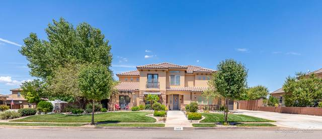 2653 E 3530 S St, St George, UT 84790 (MLS #21-224770) :: Red Stone Realty Team