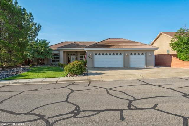 1604 E 10 S, St George, UT 84790 (MLS #21-224782) :: The Real Estate Collective