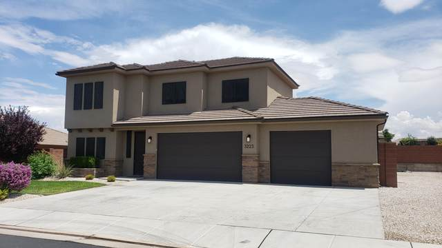 3223 2950 E, St George, UT 84790 (MLS #21-224787) :: The Real Estate Collective
