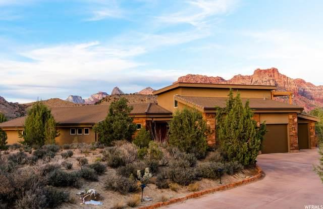 2551 Anasazi Way, Springdale, UT 84767 (MLS #21-224793) :: Kirkland Real Estate | Red Rock Real Estate