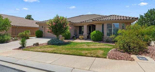 4568 S Big River Dr, St George, UT 84790 (MLS #21-224795) :: The Real Estate Collective