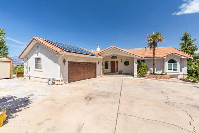 1175 E Sherman, St George, UT 84790 (MLS #21-224800) :: Kirkland Real Estate | Red Rock Real Estate