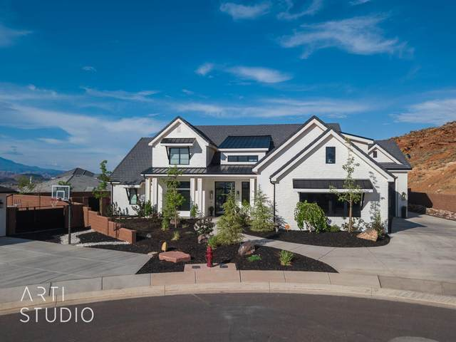 3099 E White Pine Cir, St George, UT 84790 (MLS #21-224802) :: The Real Estate Collective