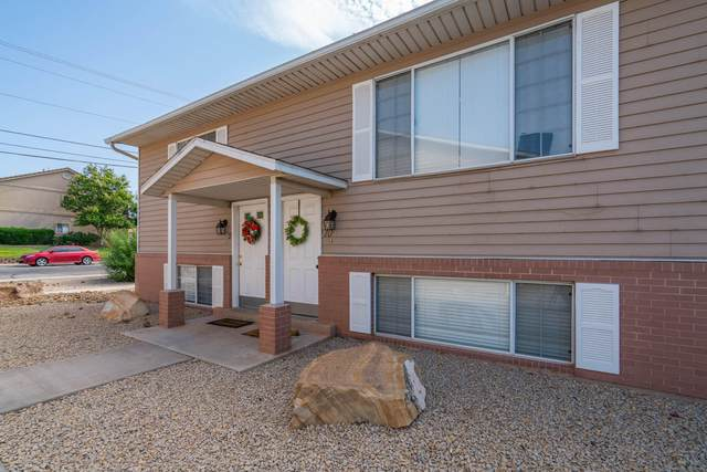 455 S 1100 #10, St George, UT 84770 (MLS #21-224803) :: Sycamore Lane Realty Co.