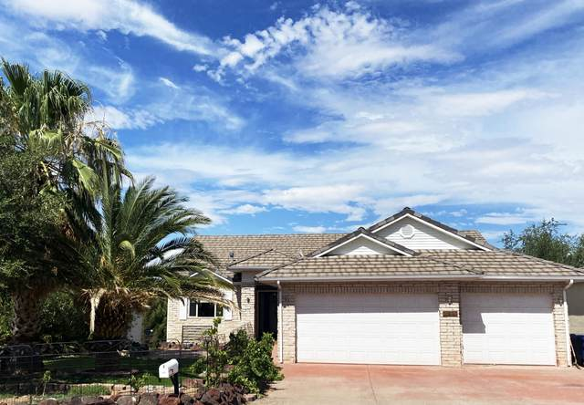 2267 S Pintura Dr, St George, UT 84790 (MLS #21-224828) :: Kirkland Real Estate | Red Rock Real Estate