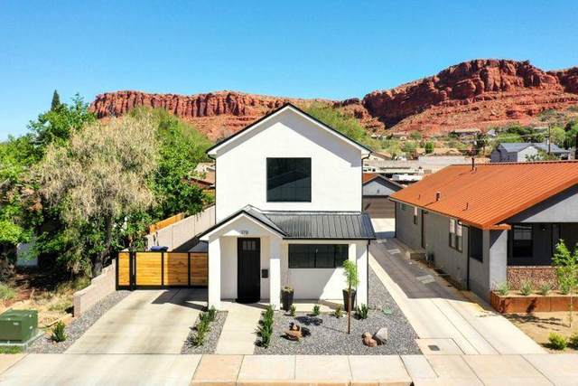 378 W 400 N, St George, UT 84770 (MLS #21-224832) :: The Real Estate Collective