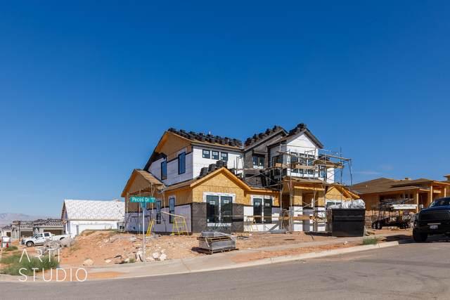 3374 S Pecos Dr, Washington, UT 84780 (MLS #21-224840) :: Kirkland Real Estate | Red Rock Real Estate