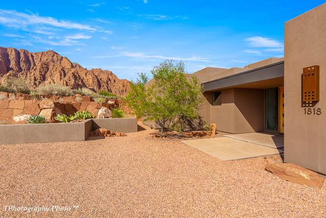 1818 Cochise Dr, Ivins, UT 84738 (MLS #21-224855) :: Red Stone Realty Team