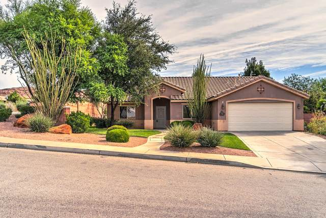 1173 W Snow Canyon #72, St George, UT 84770 (MLS #21-224857) :: eXp Realty