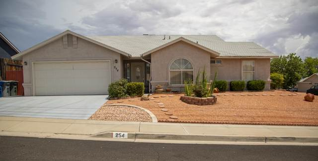 254 N 2000 E, St George, UT 84790 (MLS #21-224861) :: Sycamore Lane Realty Co.