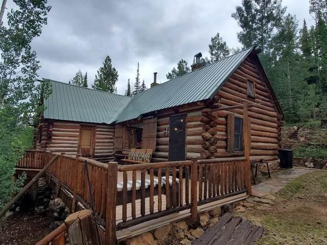 3705 N Ray's Navajo View, Duck Creek, UT 84762 (MLS #21-224952) :: John Hook Team