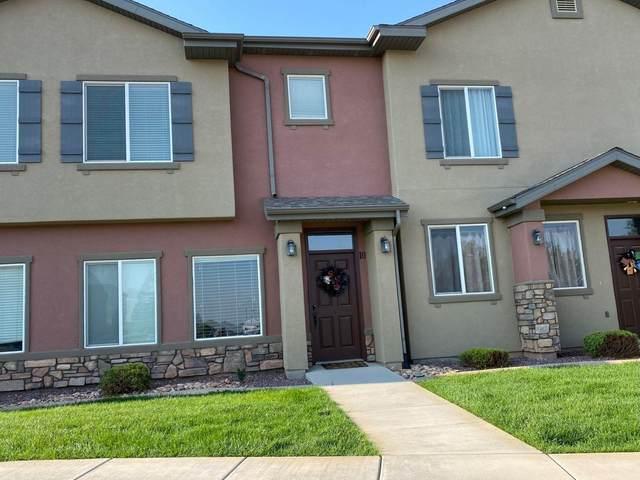 1177 N Northfield #10, Cedar City, UT 84721 (MLS #21-224959) :: Diamond Group
