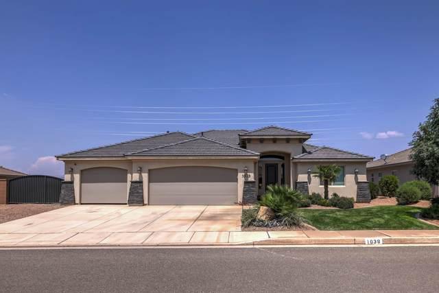 1039 E 3685 S, Washington, UT 84780 (MLS #21-224994) :: Kirkland Real Estate | Red Rock Real Estate