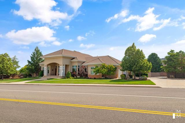 75 S Canyon Rd, Parowan, UT 84761 (MLS #21-225004) :: Hamilton Homes of Red Rock Real Estate & ERA Brokers Consolidated