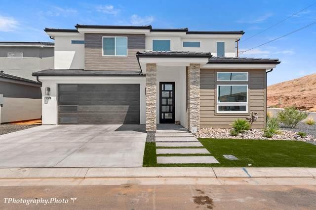189 S Desert Sage Ln, Washington, UT 84780 (MLS #21-225054) :: Red Stone Realty Team