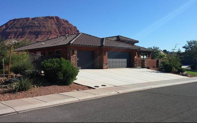 336 W 125 S, Ivins, UT 84738 (MLS #21-225122) :: The Real Estate Collective