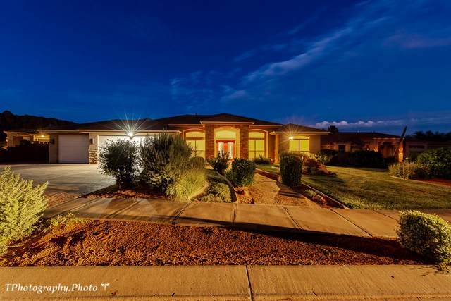 246 N Painted Hills Dr, Ivins, UT 84738 (MLS #21-225218) :: Hamilton Homes of Red Rock Real Estate & ERA Brokers Consolidated