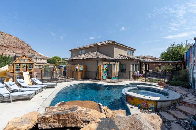 2202 Shellee Dr, St George, UT 84790 (MLS #21-225310) :: Red Stone Realty Team