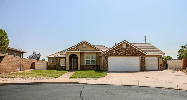 1165 S 375 E, Ivins, UT 84738 (MLS #21-225432) :: Hamilton Homes of Red Rock Real Estate & ERA Brokers Consolidated