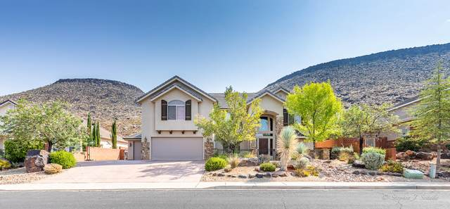 190 N Shadow Point Dr, St George, UT 84770 (MLS #21-225450) :: Sycamore Lane Realty Co.
