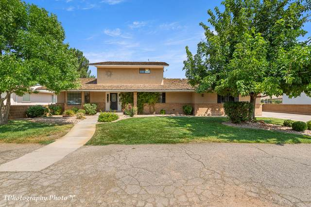 3433 Mulberry Dr, St George, UT 84790 (MLS #21-225463) :: eXp Realty