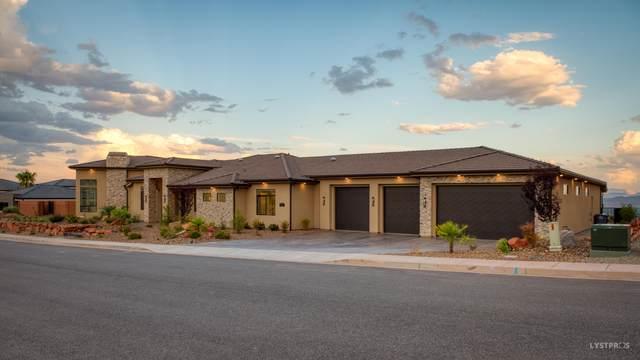 33 Angels Landing Dr, Washington, UT 84780 (MLS #21-225475) :: Hamilton Homes of Red Rock Real Estate & ERA Brokers Consolidated