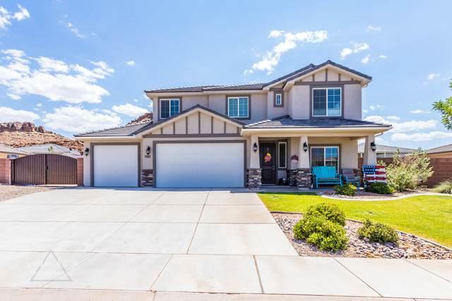 3092 E Tanoak Dr, St George, UT 84790 (MLS #21-225519) :: Kirkland Real Estate | Red Rock Real Estate