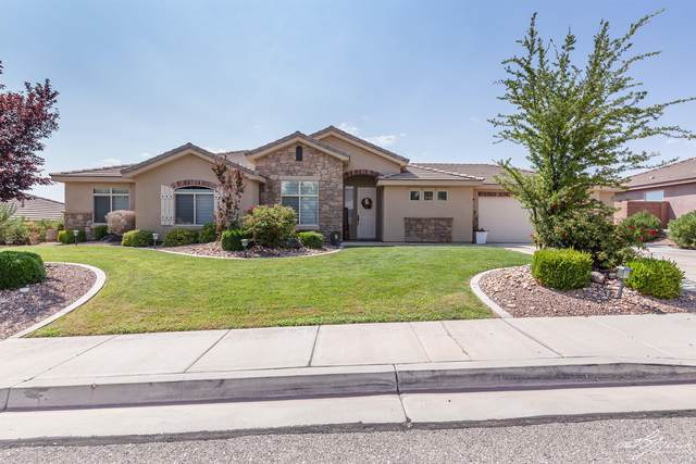 429 N 1660 W Cir, St George, UT 84770 (MLS #21-225534) :: The Real Estate Collective