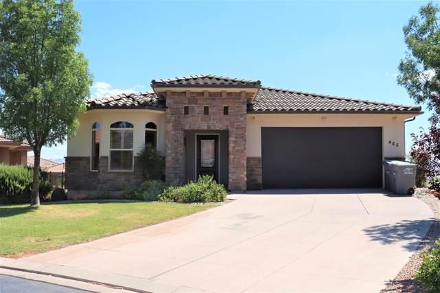 465 W Omni Ln, Washington, UT 84780 (MLS #21-225545) :: Hamilton Homes of Red Rock Real Estate & ERA Brokers Consolidated