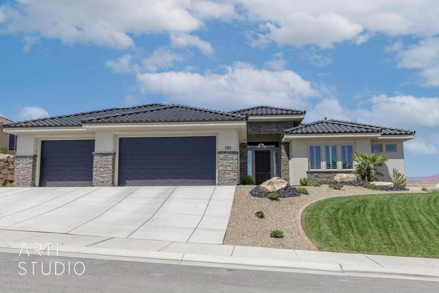 194 S Misurina Dr, St George, UT 84770 (MLS #21-225568) :: Sycamore Lane Realty Co.