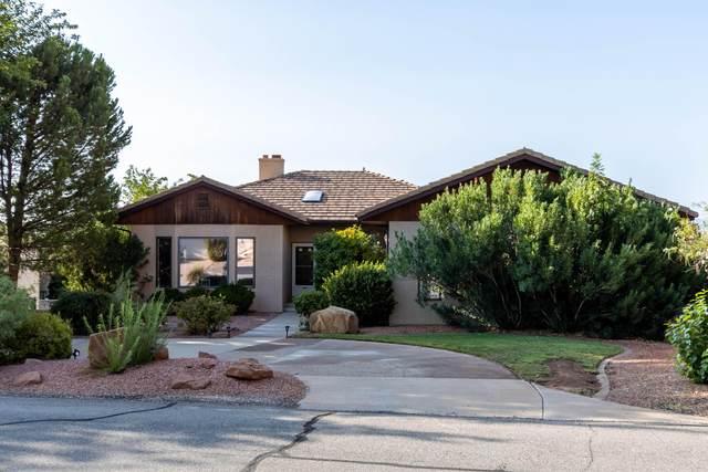1255 Junipero Serra Dr, St George, UT 84790 (MLS #21-225569) :: The Real Estate Collective