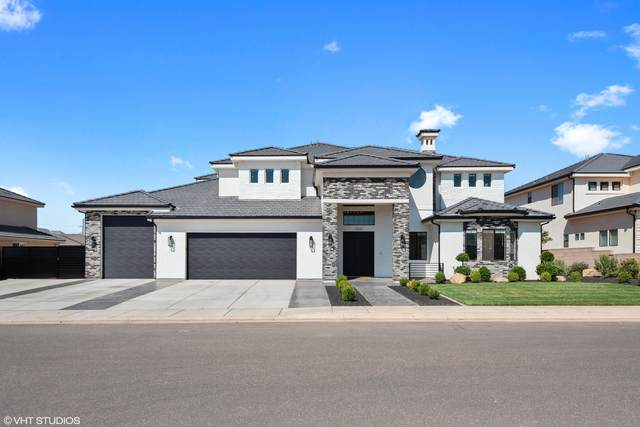 3026 S Olivewood Ln, St George, UT 84790 (MLS #21-225633) :: The Real Estate Collective