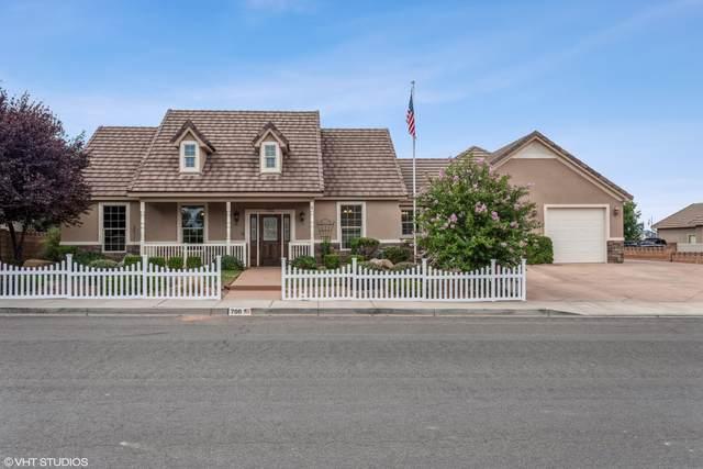 700 E Lost Ridge Dr, Washington, UT 84780 (MLS #21-225659) :: The Real Estate Collective