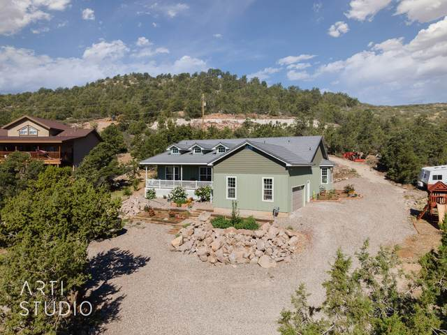 375 N Matt Dillon Trail, Central, UT 84722 (MLS #21-225680) :: The Real Estate Collective