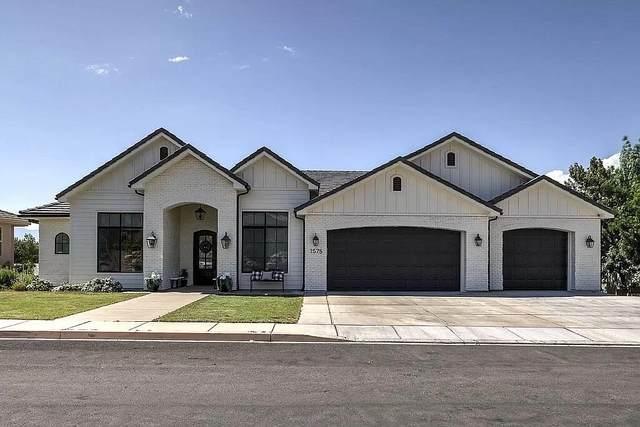 1575 Boulder Springs Rd, St George, UT 84790 (MLS #21-225723) :: Diamond Group