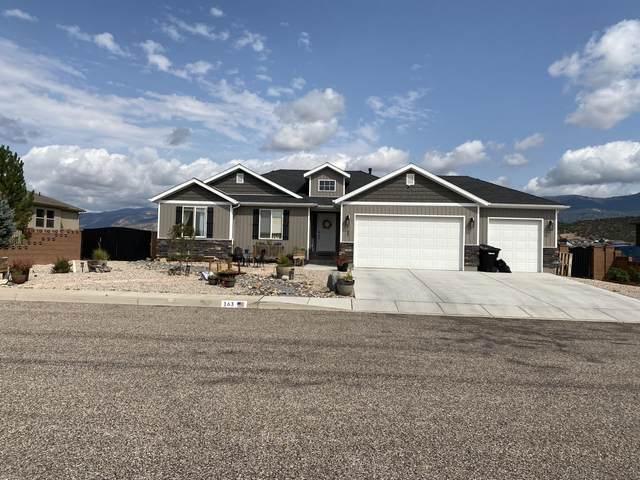 163 S 3900 W, Cedar City, UT 84720 (MLS #21-225817) :: eXp Realty