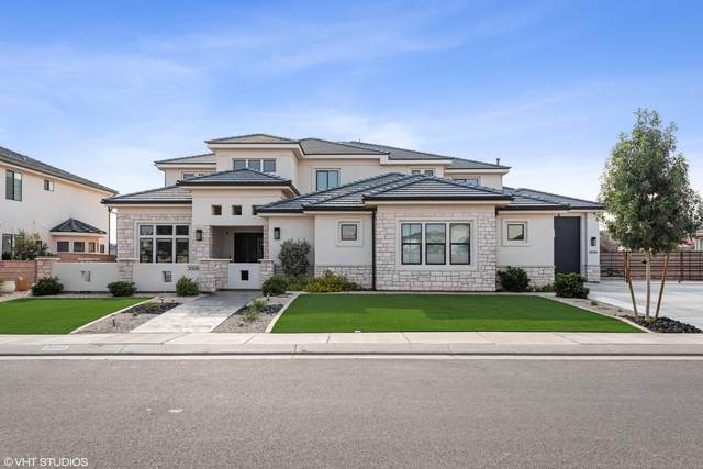3008 S Olivewood Ln, St George, UT 84790 (MLS #21-225846) :: The Real Estate Collective