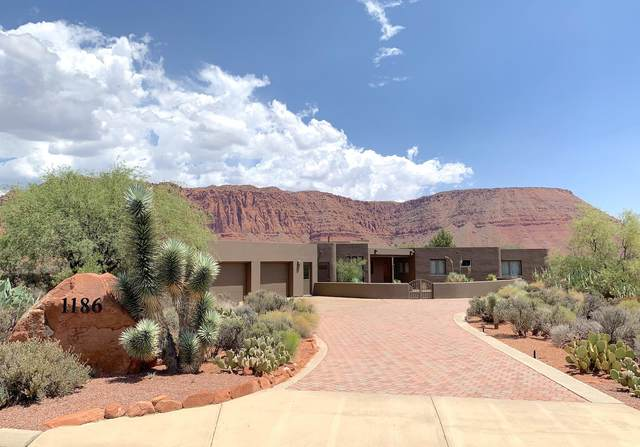 1186 Tuweap Dr, Ivins, UT 84738 (MLS #21-225882) :: Hamilton Homes of Red Rock Real Estate & ERA Brokers Consolidated