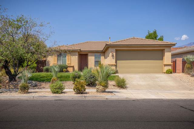 1815 N Overland Trails Dr, Washington, UT 84780 (MLS #21-225895) :: Red Stone Realty Team