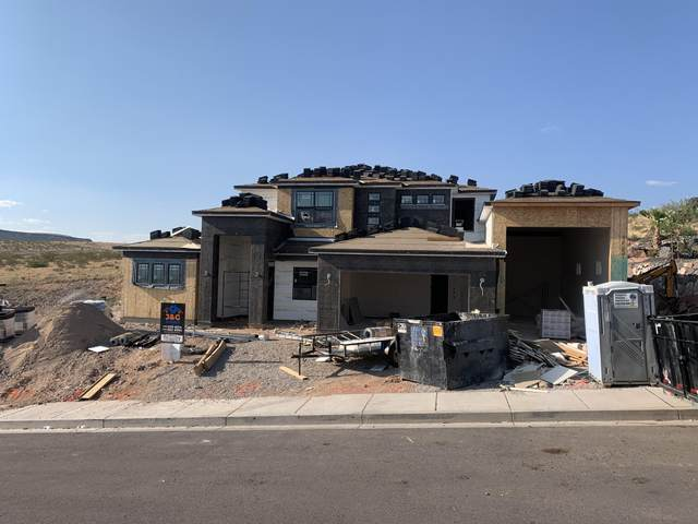 1423 Dellcorero Dr, St George, UT 84770 (MLS #21-225912) :: The Real Estate Collective
