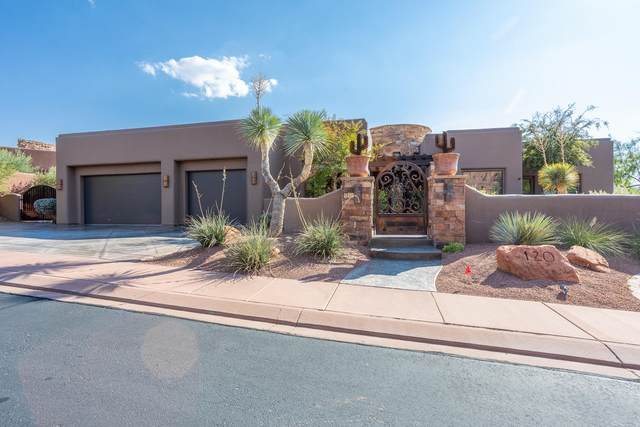 3052 Snow Canyon Parkway #120, St George, UT 84770 (MLS #21-225916) :: eXp Realty