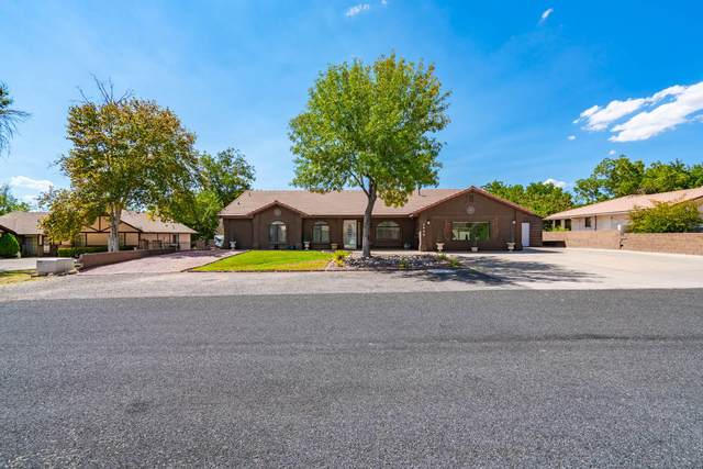 3656 Pomegranate Way, St George, UT 84790 (MLS #21-225942) :: eXp Realty
