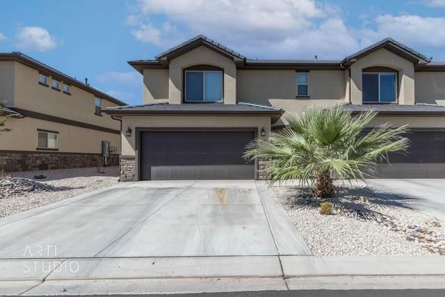 2520 Blackhawk Dr #63, Santa Clara, UT 84765 (MLS #21-225949) :: Hamilton Homes of Red Rock Real Estate & ERA Brokers Consolidated