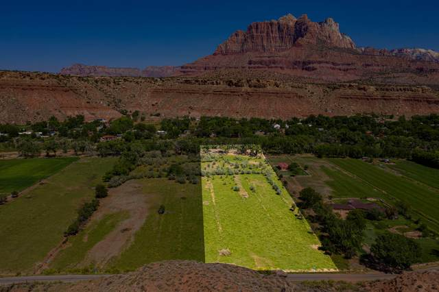 * Grafton Road Proposed Lot 2, Rockville, UT 84763 (MLS #21-225953) :: Hamilton Homes of Red Rock Real Estate & ERA Brokers Consolidated