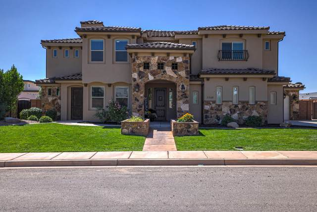 1168 E Galilee Way, Washington, UT 84780 (MLS #21-225968) :: The Real Estate Collective