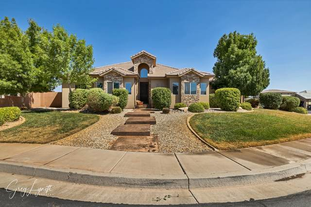 261 E 1175 S, Ivins, UT 84738 (MLS #21-225998) :: Hamilton Homes of Red Rock Real Estate & ERA Brokers Consolidated