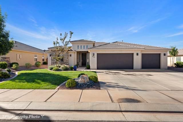 932 E 3900 S, Washington, UT 84780 (MLS #21-226010) :: Kirkland Real Estate | Red Rock Real Estate