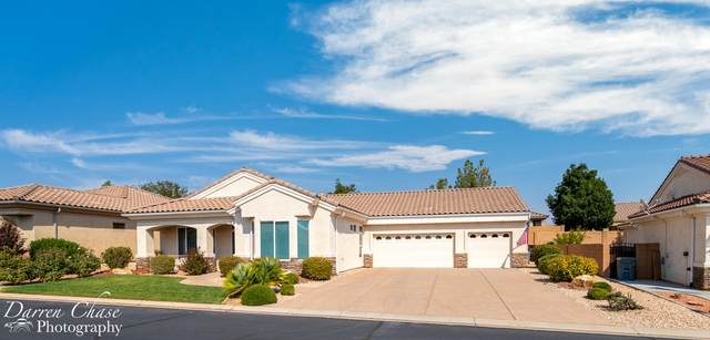 4595 S Sandscape Dr, St George, UT 84790 (MLS #21-226029) :: Sycamore Lane Realty Co.